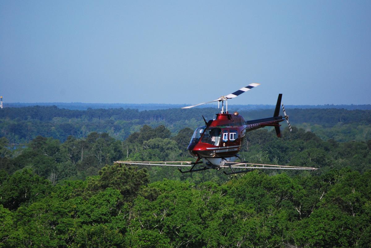 Aerial-Herbicide
